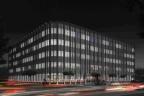 Warszawa, grunt z rozpoczętą budową biurowca 7.644 PU