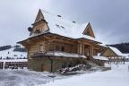 Pensjonat w górach sprzedam, Czarna Góra, 5 km od Białki Tatrzańskiej, 20 km od Zakopanego