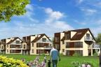 Sprzedam rozpoczętą inwestycję budynków apartam. w Krakowie