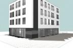 Gdynia Chylonia z pozwoleniem na bud. budynku mieszkalno-usługowego