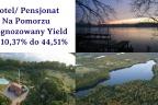 Nieruchomość komercyjna hotel/pensjonat prognozowany yield 10,37%