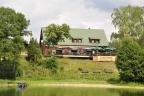 Przepięknie położona tawerna, nad samym jeziorem, z możliwością przebranżowienia