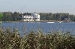 Sprzedam nową nieruchomość nad jeziorem