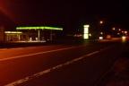 Stacja paliw, hala, garaże, magazyny