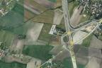 Działka przemysł, usługi 5 000m2 z Planem. Węzeł autostradowy Wrocław-Zachód