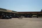 Stacja benzynowa + restauracja