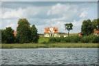 Villa na Mazurach z bezporednim dostepem do jeziora - np. ośrodek szkoleniowy, pensjonat