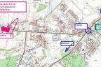 Grunt produkcyjno- usługowy w Chwaszczynie, przyległy do szosy na Wejherowo- 1,5 km od ronda