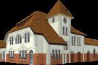 Malbork nowe centrum handlowo - usługowe