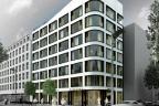 Hotel lub apartamentowiec w centrum Gdyni