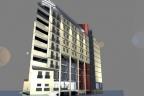 Rzeszów, nieruchomość gruntowa pod hotel 11-kondygnacyjny