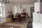 Dom na działce 1900 m2 z możliwościa rozbudowy