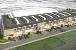 Żary gotowy projekt CH z pozwoleniem na budowe między Kaufland a Tesco