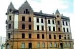 Kamienice z odnowioną elewacją
