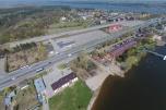 Działka inwestycyjna Zegrze Południowe przy DK 61 - usługi, handel, gastronomia, turystyka