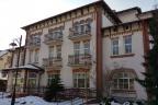 Piękny hotel w Ciechocinku z restauracją o pow. użytkowej 900 m 2, kubaturze 4100 m 2. Perełka
