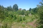 Działka na terenie byłego kompleksu przemysłowego