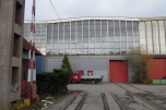 Hala i teren przemysłowy w Krakowie