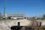 Port przeładunkowy - Chełm (terminal, 2 tory) alternatywa dla Sławkowa