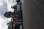 Warsztat samochodowy ze sklepem przy stacji kontroli pojazdów i stacji paliw