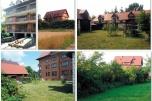 Nieruchomość z ziemią na gospodarstwo ekologiczne