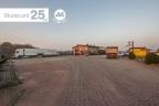 Baza transportowa przy drodze krajowej DK11