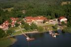 Hotel nad jeziorem na sprzedaż