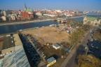 Plac z nabrzeżem w centrum Szczecina wynajmę 10 000 m² lub mniej. film