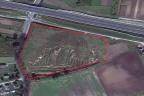 Działka komercyjna o pow. 4,76 ha w Zagórzu, pow. wielicki, przylega do autostrady