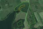 Mazury Węgorzewo Trygort 20ha 7zl/m dom linia brzegowa Mamry