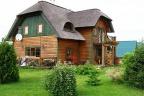 Dom wolnostojący z domkami letniskowymi w Przewłoce