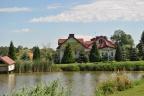 Jedna z najładniejszych posiadłości 11 hektarów, stawy