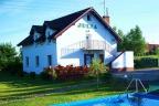 Dom /Pensjonat/ i domki letniskowe nam morzem k/Mielna