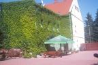 Hotelik w zabytkowej kamienicy + pole kempingowe
