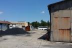 Działka przemysłowa z halą 350 m2