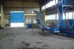 Bocznica kolejowa hala produkcyjna utwardzony plac zaplecze
