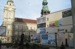 Pawilon sklepowy i działka w centrum Szprotawy