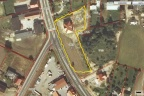 Sprzedam dom z działką usługowo-handlową 4450m2 przy krajówce nr 25