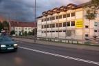 Budynek hotelowo-usługowo-handlowy stan surowy zamknięty