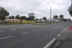Teren inwestycyjny przy głównej trasie w Bydgoszczy