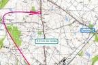 Zukowo-Chwaszcyno. 0,15 ha przem.usług. przy A20