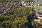 Budowlana działka z lasem (pozwolenie na budowę) Stara Miłosna
