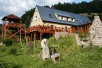 Piekny dom w górach na pensjonat - Polanica Zdrój - Szczytna - duża działka