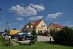 3,88ha+ zajazd z motelem + dom, trasa Szczecin-Gdańsk