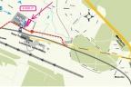 Lotnisko Gdańsk przy nowym terminalu. 9.400m2 pod usługi z mpzp - tani bardzo