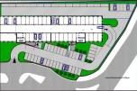 1171 m2 powierzchnia biurowa Ozimska Business Park Opole Biuro A-klasy Bezpośrednio