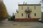 Budynek biurowy centrum Sosnowiec