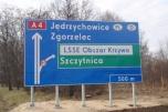 Teren inwestycyjny przy autostradzie A4,A18 24,5ha