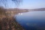 Działka inwestycyjna nad dużym jeziorem Wierzchowo