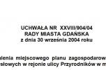 0,88 ha gruntu przem.- usług.- handlowego. Gdańsk- Kokoszki Przemysłowe
